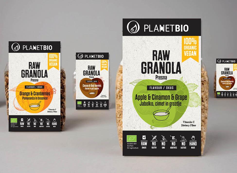 Planet BIO-granola-design
